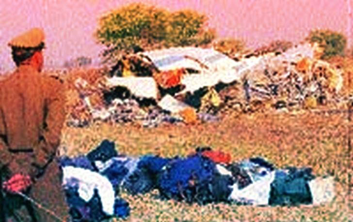 Charkhi dadri colison aviones