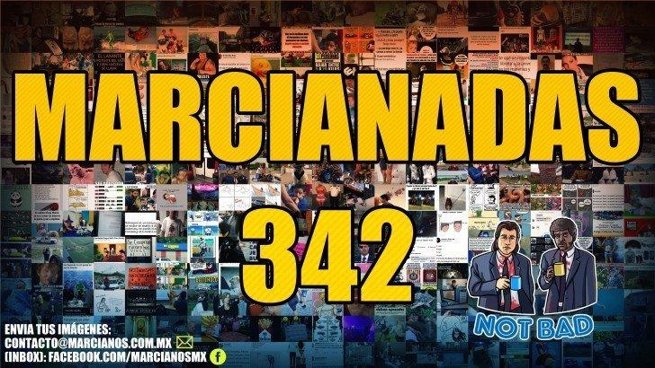 Marcianadas 342 portada