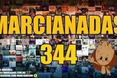 Marcianadas 344 portada