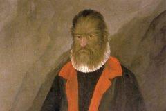 Petrus gonsalvus o pedro gonzales personaje