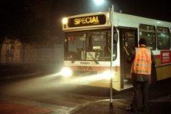 Autobus terror noche