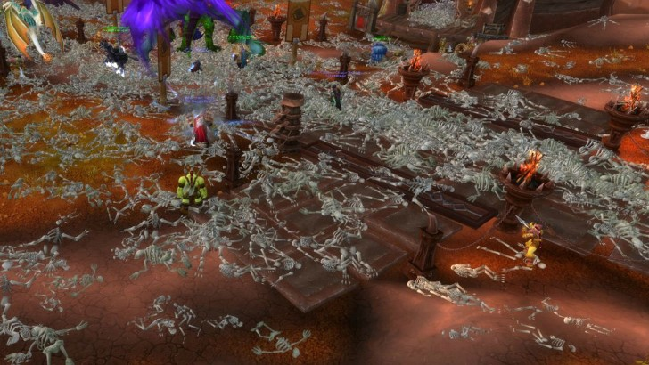 Corrupted blood world of warcraft