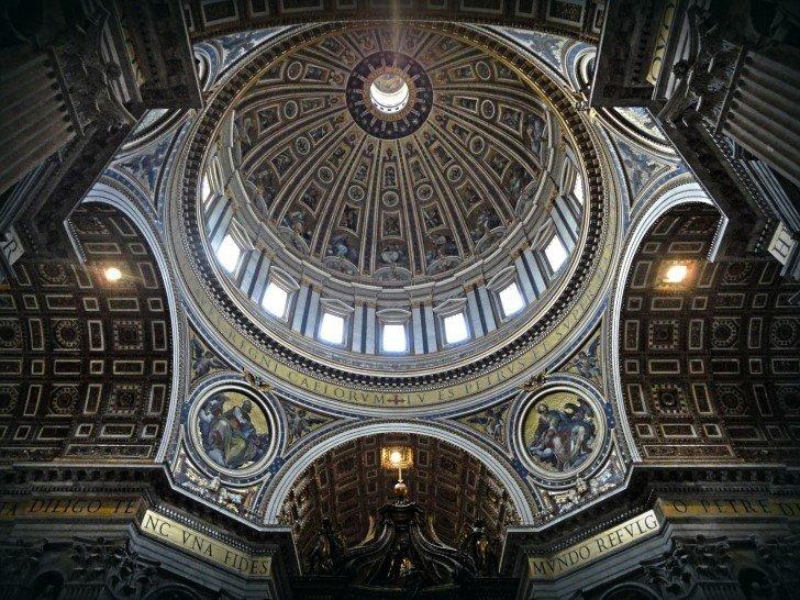 Domo basilica de san pedro