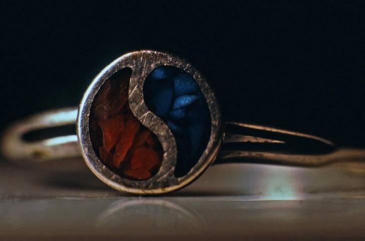 Equilibrio ying yang