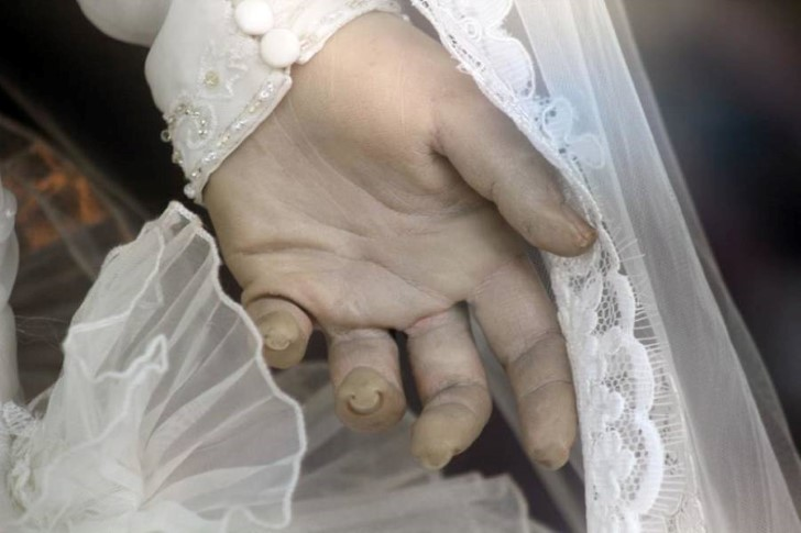 Las manos de la pascualita