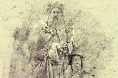 Leonardo da vinci escultura en florencia