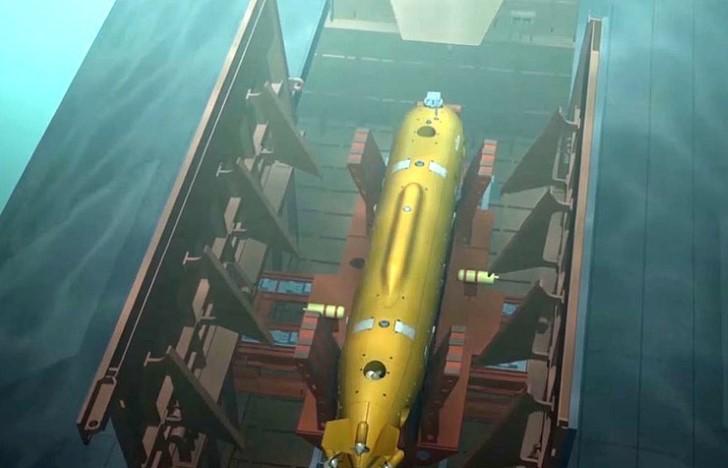 Misil nuclear poseido