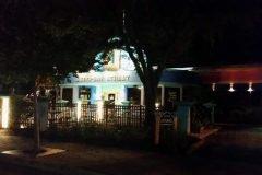 Restaurante por la noche