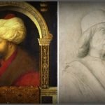 Retrato venecia renacimiento mehmed