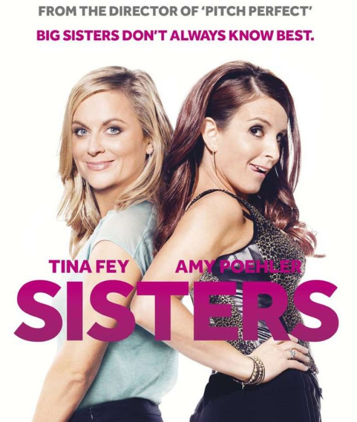 Sisters 2015 portada pelicula