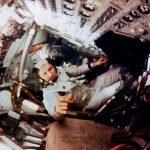 frank borman en el espacio