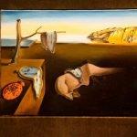 La persistencia de la memoria en el moma