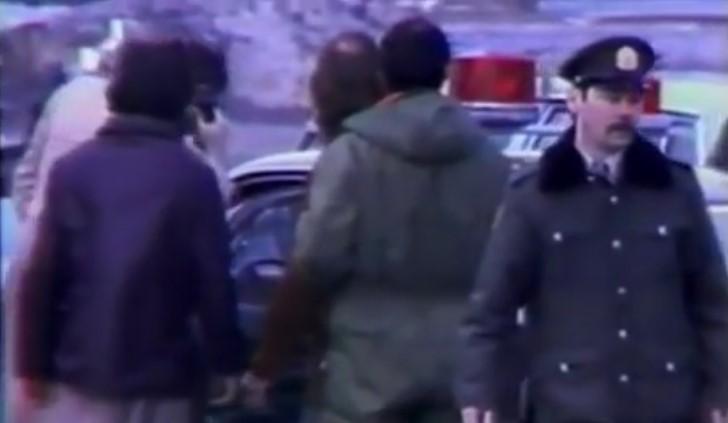 Roch thériault detencion policia