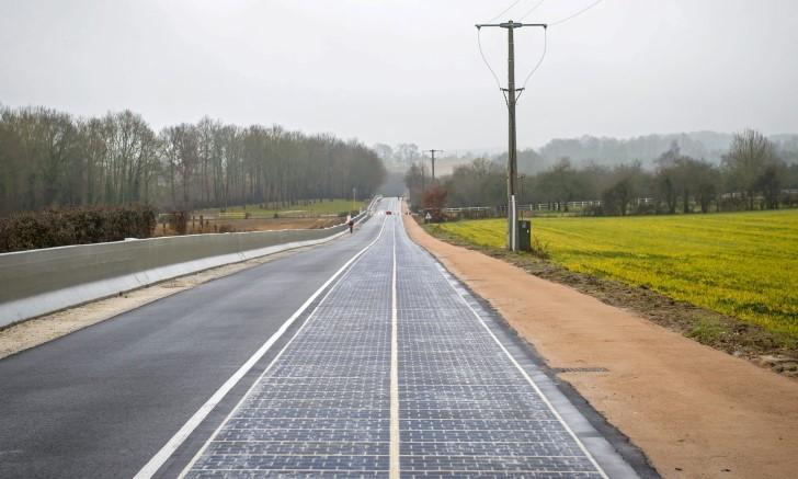 Autopista solar de tourouvre au perche