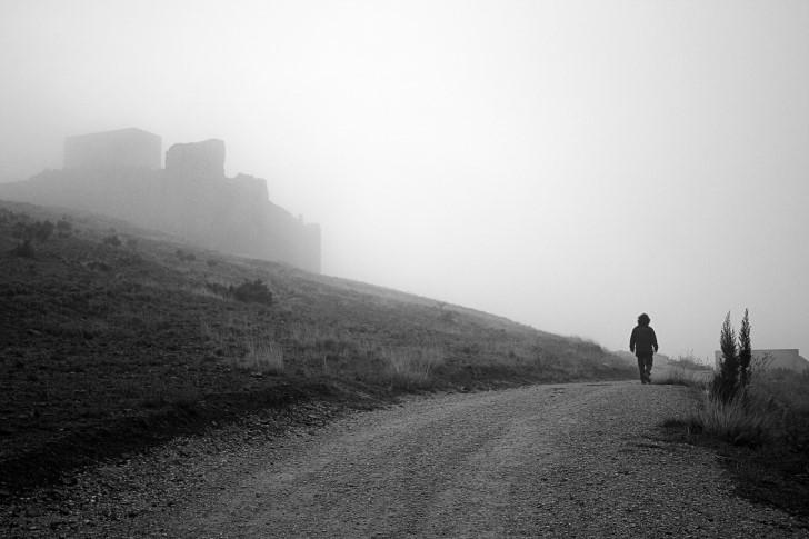 El viejo castillo de trasmoz