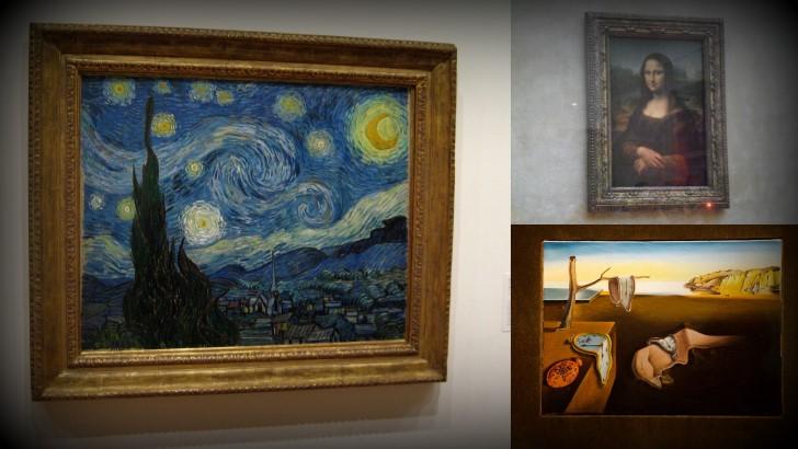 Obras de arte no puedes encontrar pais de origen