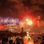 Puerto de sydnet australia año nuevo 2015