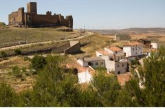 Trasmoz casas y castillo