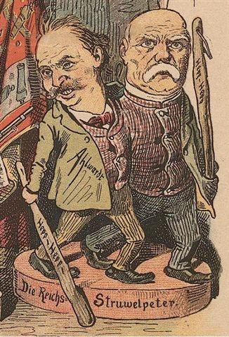 ahlwardr caricatura