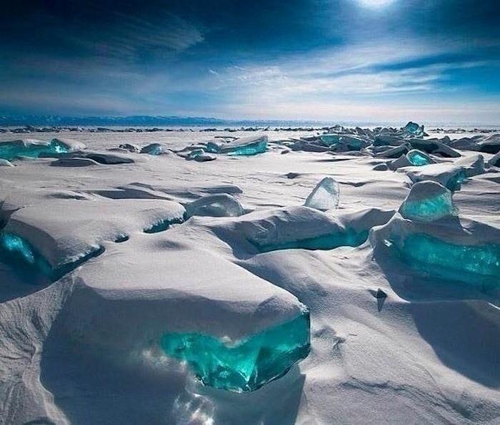 baikal lago rusia