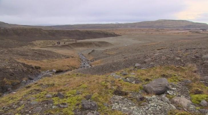 Bergsstaðir Islanda