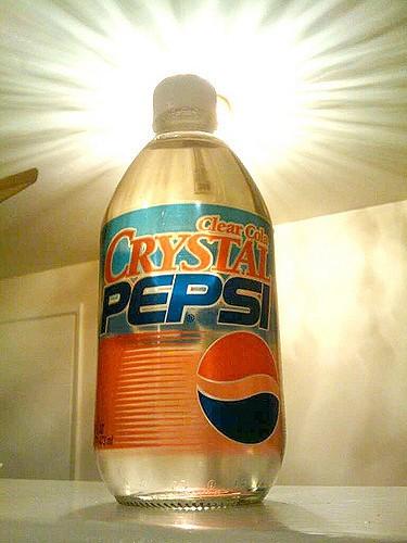 crystal pepsi 1993