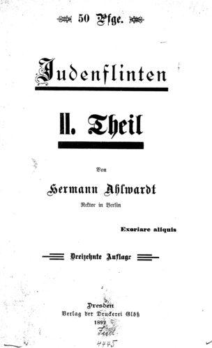 hermann ahlwardt documento