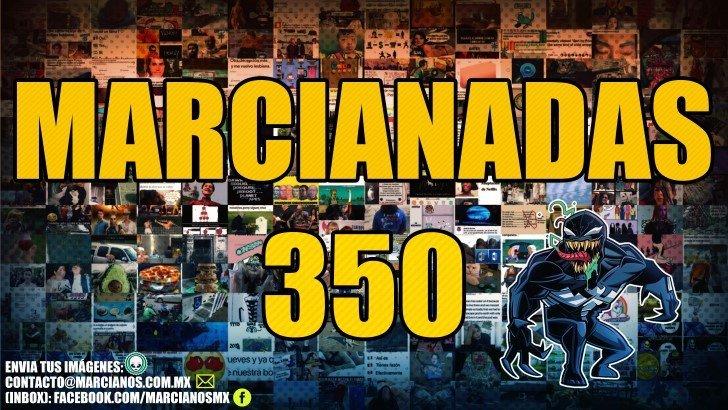 Marcianadas 350 portada