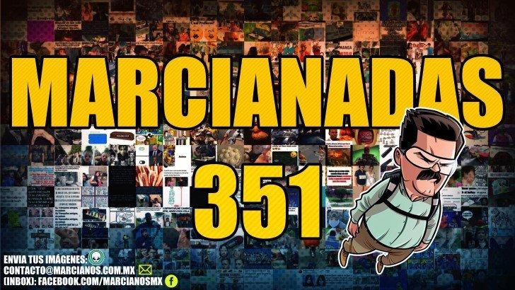 Marcianadas 351 portada