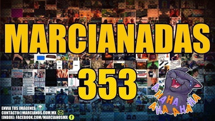 marcianadas 353 portada