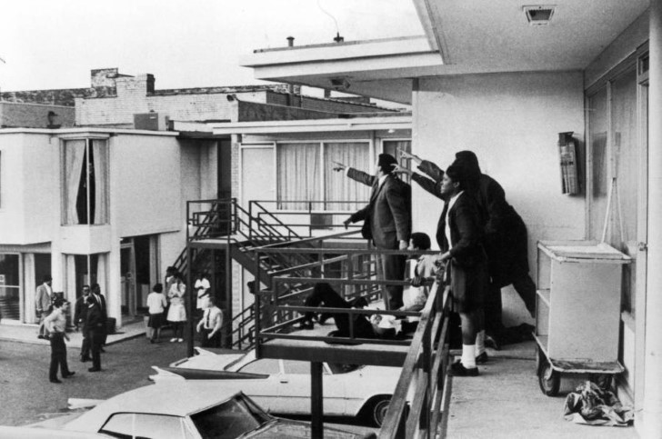 martin luther king jr muerte motel lorraine