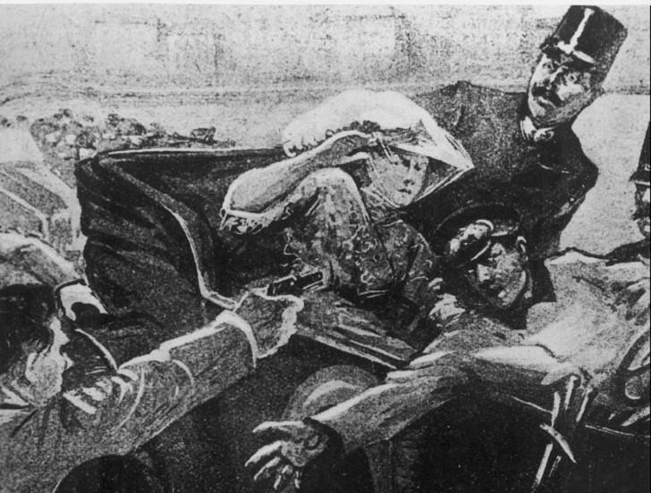 asesinato franz ferdinand