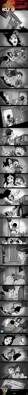 comic de terror espera