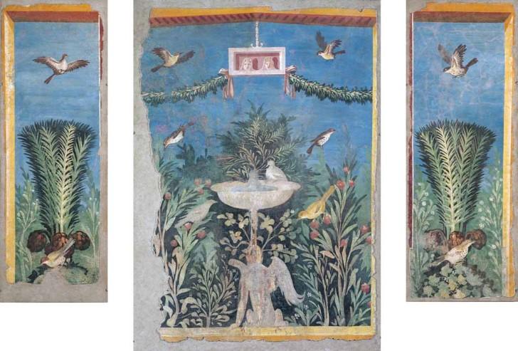 Jardin romano