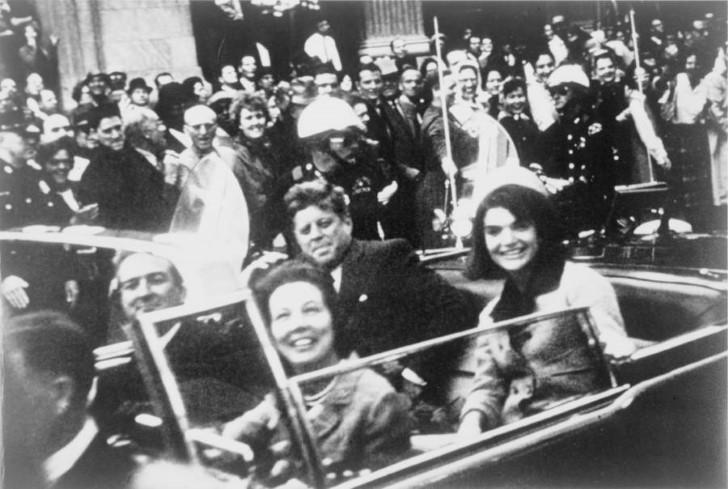 kennedy en texas 22 noviembre 1963