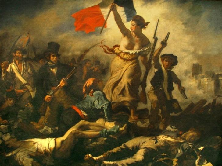 libertad revolucion francesa