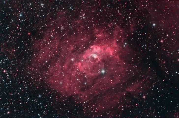 Nebula burbuja