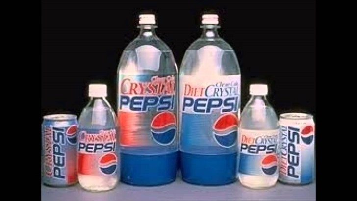 productos crystal pepsi