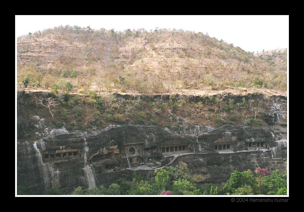 ajanta grutas india (1)
