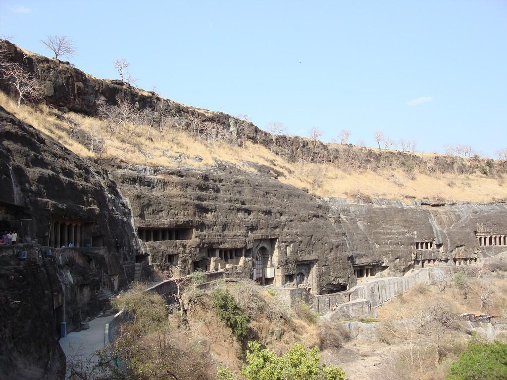ajanta grutas india (3)