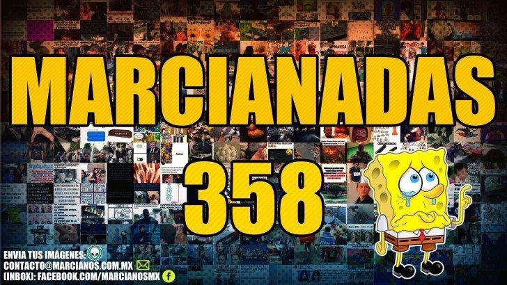 Marcianadas 358 portada