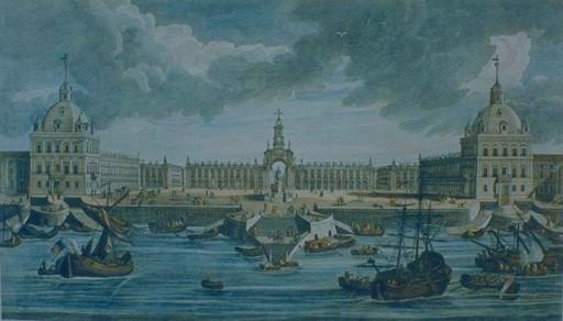 Palacio real lisboa antes del terremoto