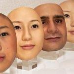 Real Face: las máscaras japonesas sorprendentemente realistas