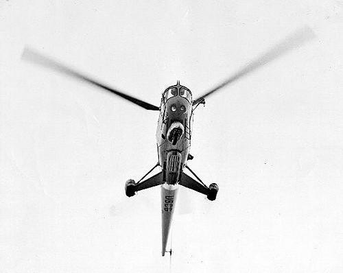 Sikorsky volando
