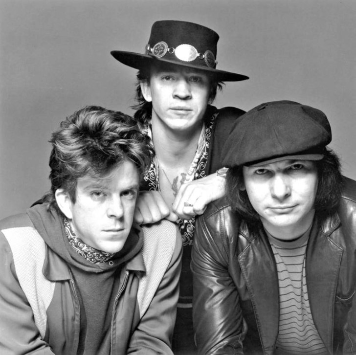 Stevie ray vaughan y double trouble 1983