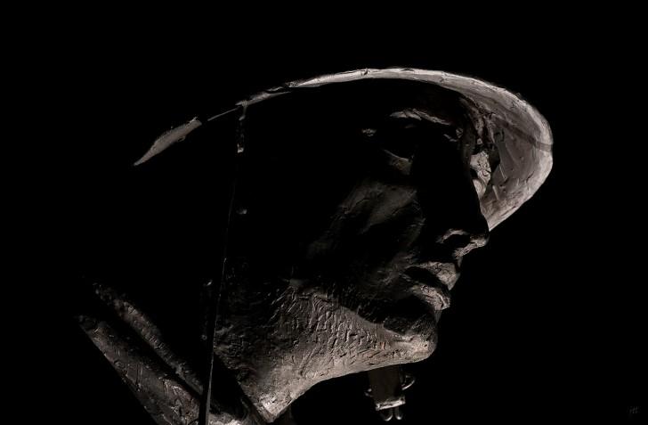 Escultura soldado