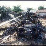 Helicoptero black hawk derribado en somalia 1993