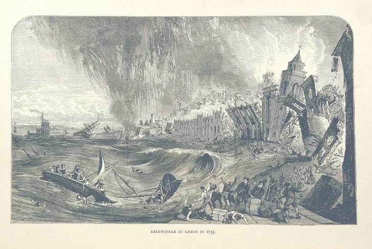 Terremoto en lisboa 1755 grabado