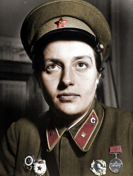Liudmila Pavlichenko