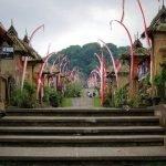 Penglipuran villa en bangli indonesia